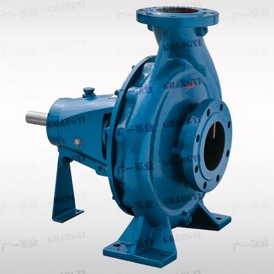 XA型单级单吸离心泵