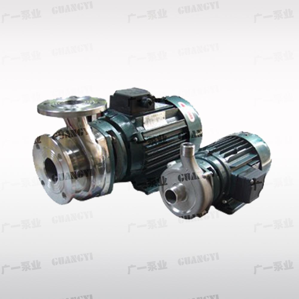 FZ/FT不锈钢离心泵