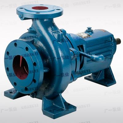 ISR型热水循环泵