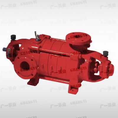 XBD-D型多级消防泵