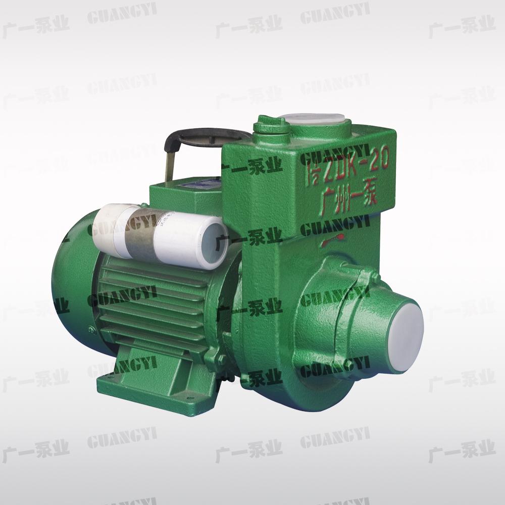 1ZDK20清水泵