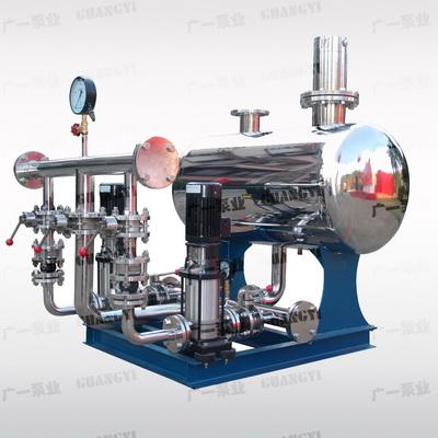 DWS管网叠压(无负压)供水设备