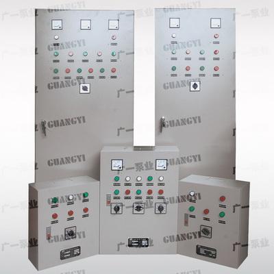 水泵、风机控制器低压电器控制柜