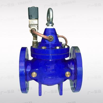 GY600X水力电动控制阀