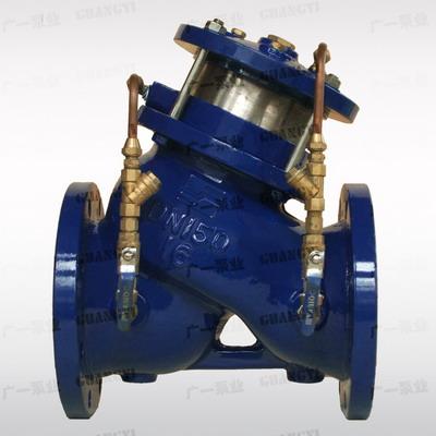GYDS101活塞式多功能水泵控制阀