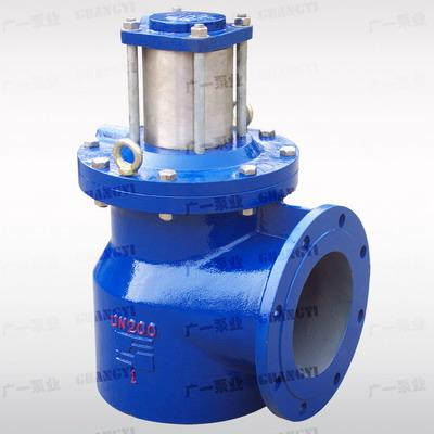 GYPW744X-1液动排泥阀
