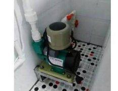 家用自吸泵的正确安装方法